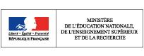 Ministère de l'Education Nationale, de l'Enseignement Supérieur et de la Recherche